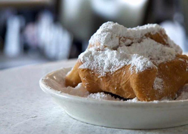 Beignets | © Lynford Morton/Flickr