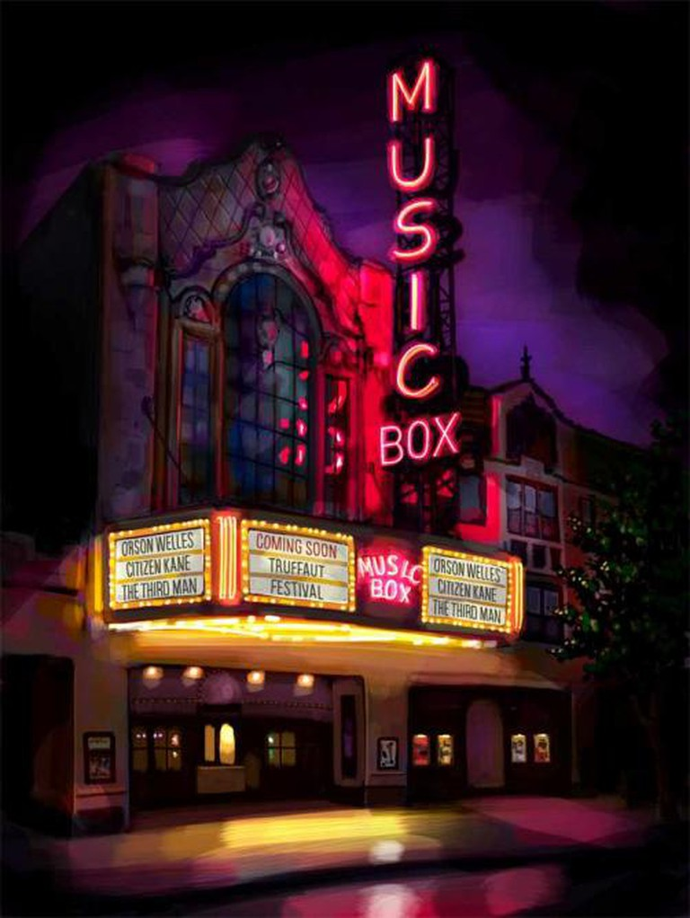 Music Box | Courtesy of Steve Connell