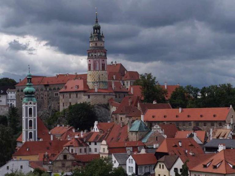 State Castle and Chateau Český Krumlov | © Hans Lemuet/WikiCommons