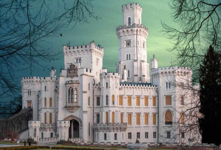 The Hluboka Castle | © Kirill Kniazev/Flickr
