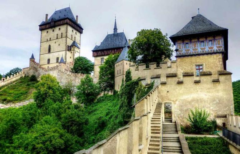 Karlštejn Castle | © Traveltipy/Flickr