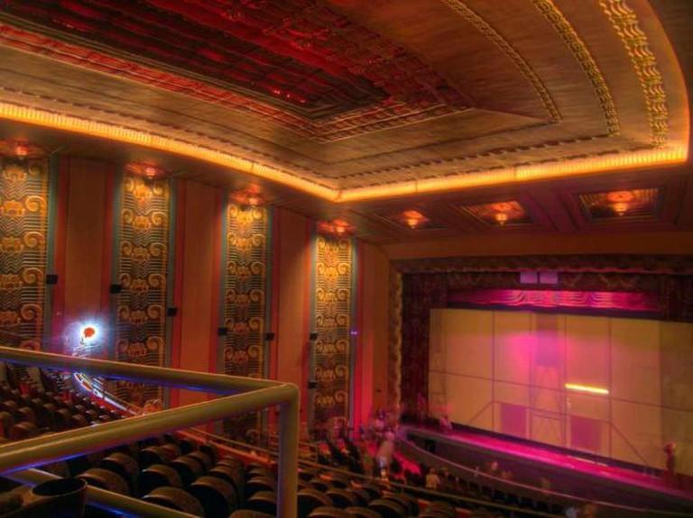 Alameda Theater | © BWChicago/Flickr