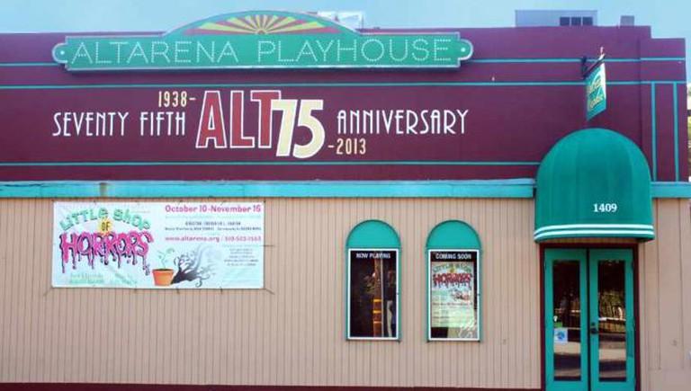 Altarena Playhouse | ©Goldstar/Google