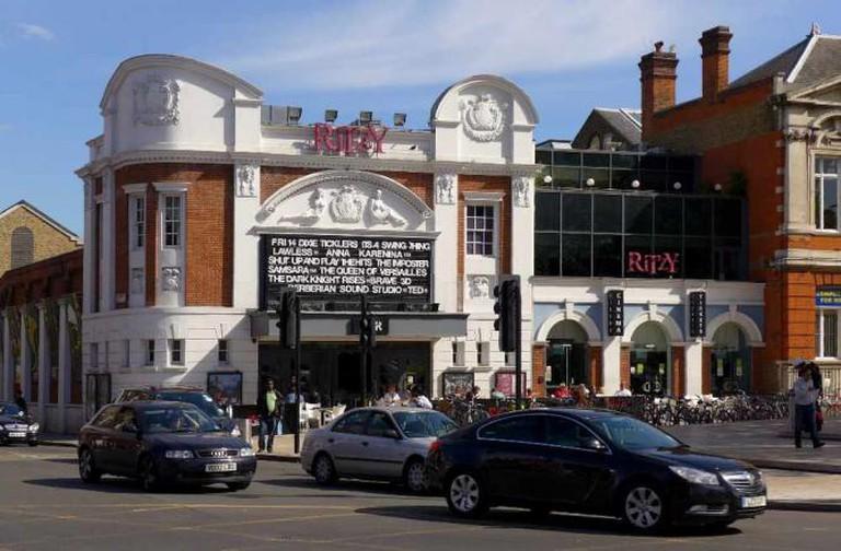The Ritzy Cinema | © Oxfordian Kissuth/WikiCommons
