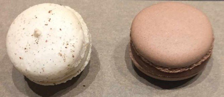 Nuubia's French Macarons | © Katie Ward