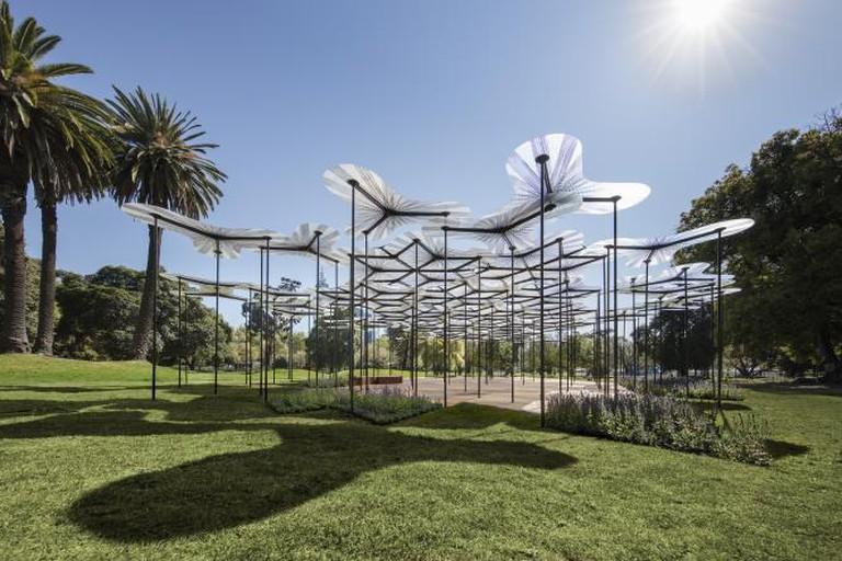 Melbourne's MPavilion   Courtesy of MPavilion