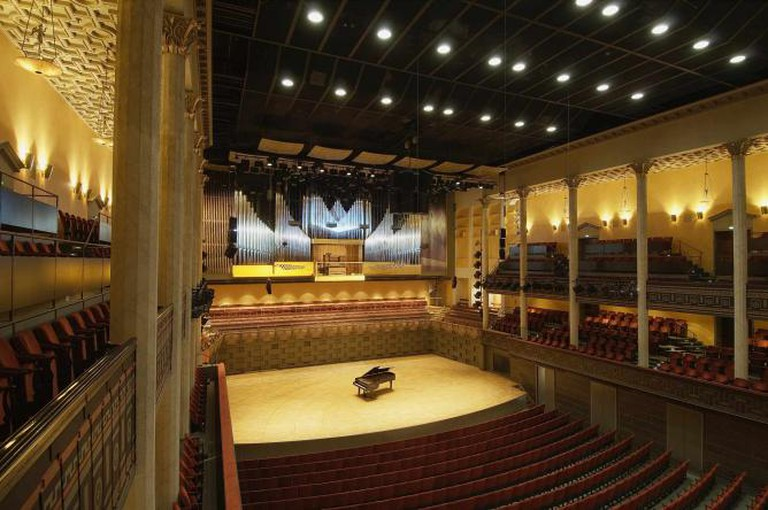 Stockholm's Concert Hall interior | © Jan-Olav Wedin