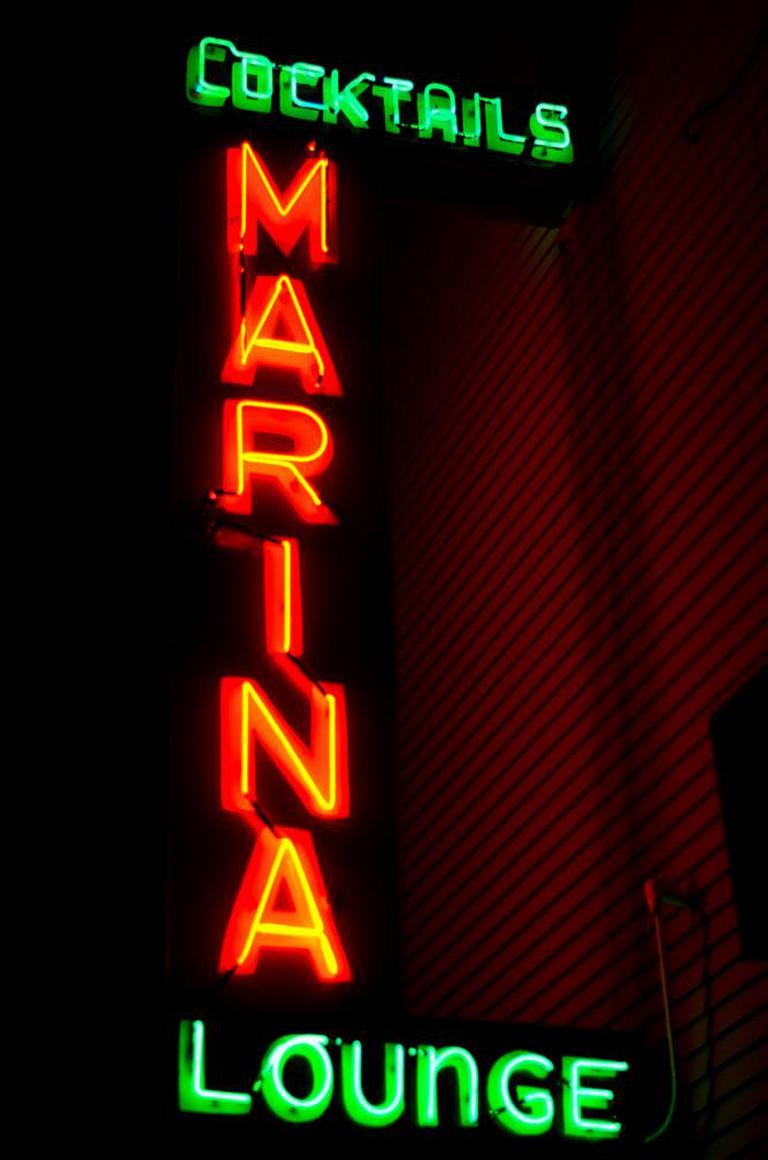 Marina Lounge © Tom Hilton/Flickr