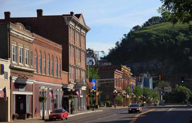 Downtown Red Wing, Goodhue County | © Michael Hicks/Flickr