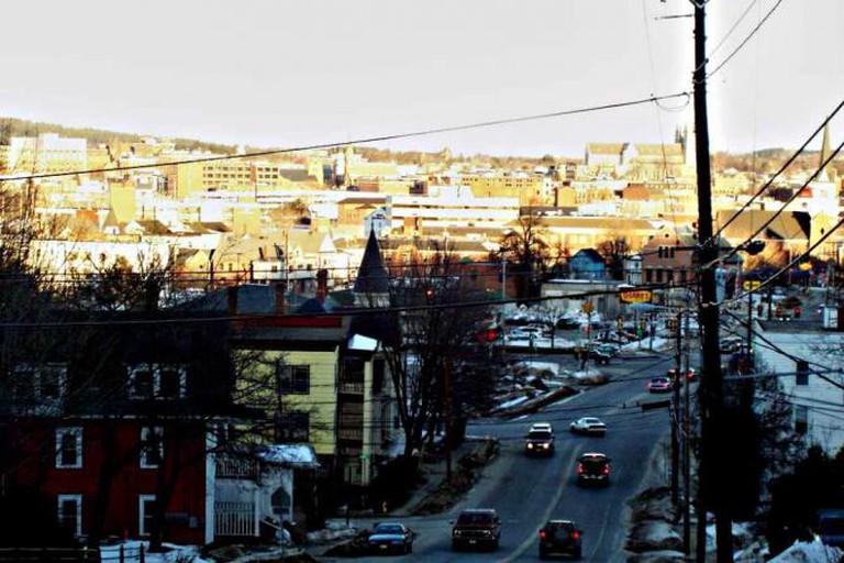 Auburn (and Lewiston), Maine © Aissa Richards/Wikicommons