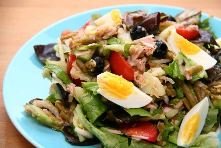 French: Salade nicoise | © Katrin Gilger/Flickr