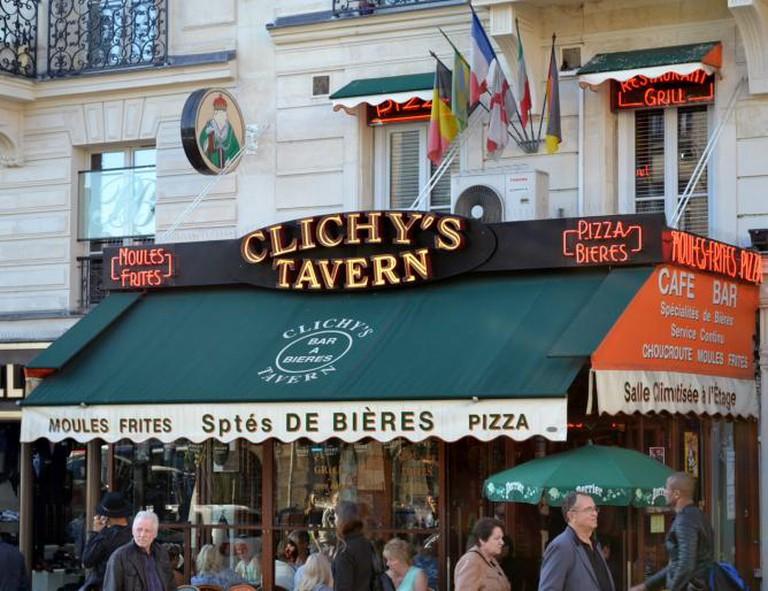 Clichy's Tavern | © Anatoli Scholz