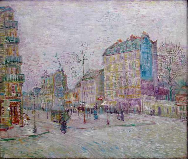Boulevard de Clichy, Van Gogh |  © Niek Sprakel / Flickr