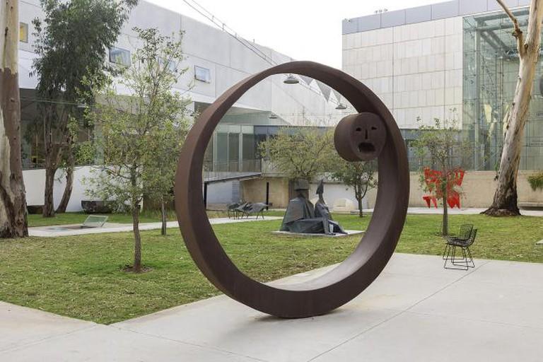 Garden © The Tel Aviv Museum of Art