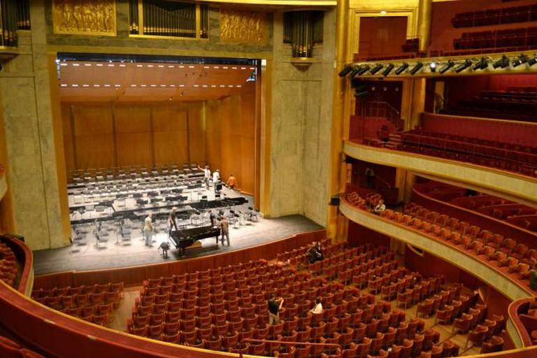 Théâtre des Champs-Élysées, Paris | © WikiCommons