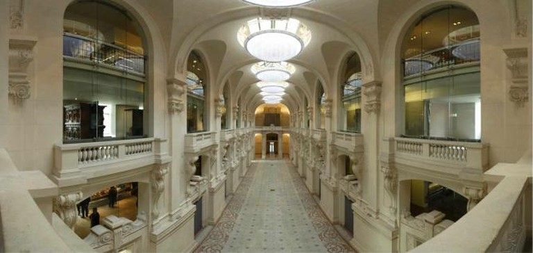 Musée de la Mode et du Textile, Les Arts Décoratifs, Paris | © WikiCommons