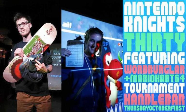 Nintendo Knights | Courtesy of Mike Reynolds
