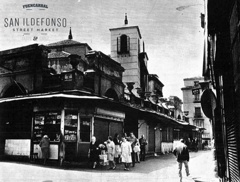 Mercado de San Ildefonso | © Mercado de San Ildefonso