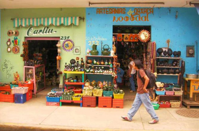 Vibrant Oaxaca © Michael Swigart/Flickr