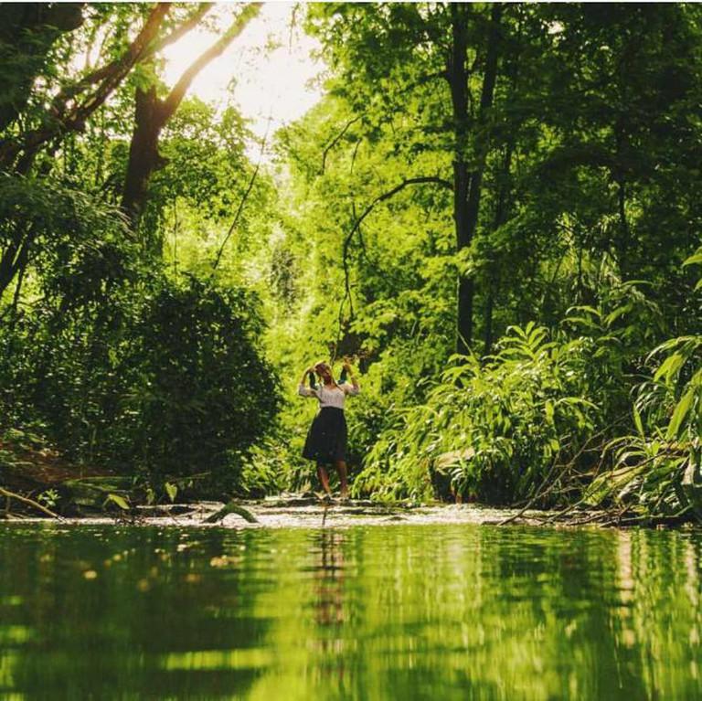Oloolua Natural Trail | Courtesy of Peter Ndung'u