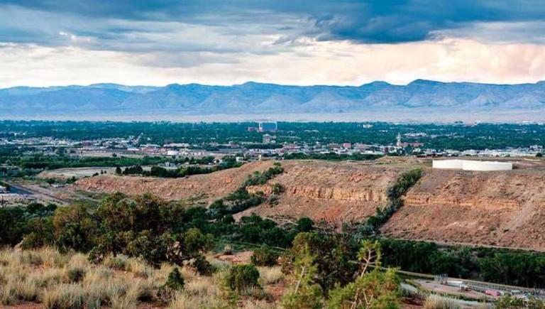 Colorado's Western Slope | © Eleaf/WikiCommons