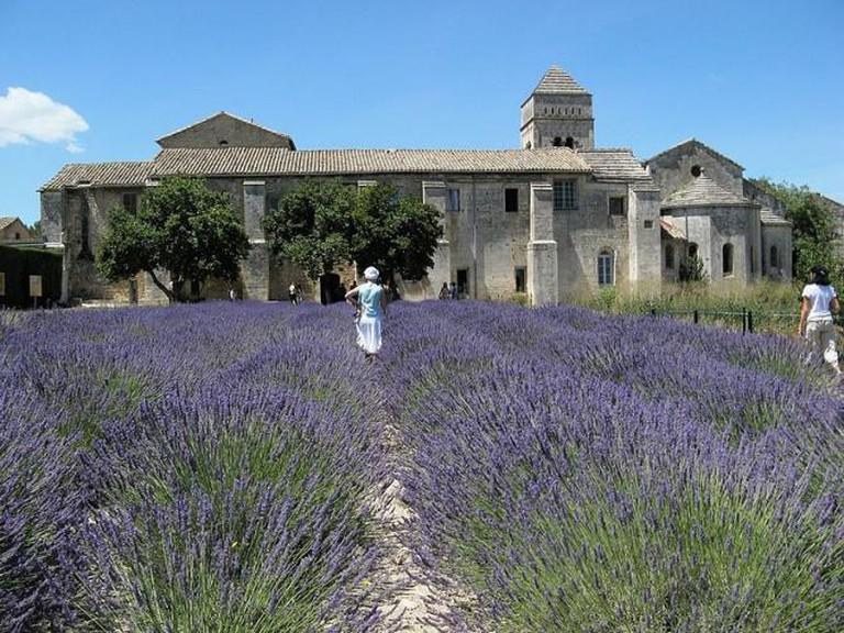 Saint Paul de Mausole, Saint Rémy   ©marek7400/WikiCommons