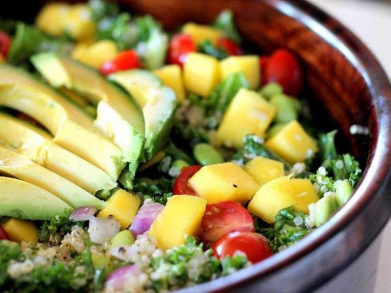 Avocado Salad | © Courtesy of Mathura