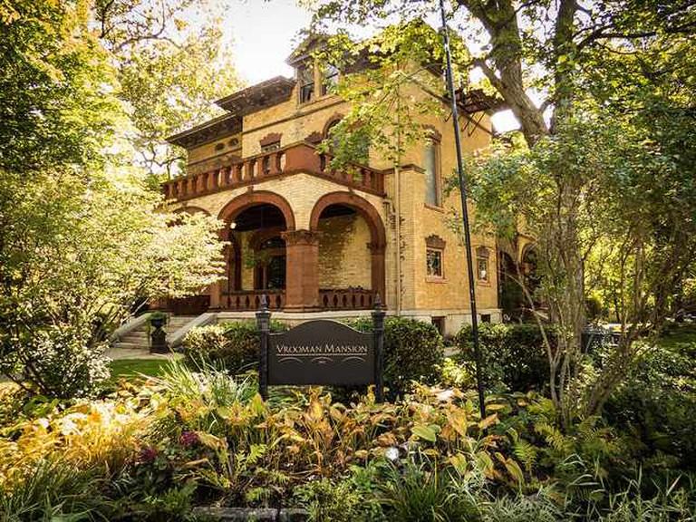 Vrooman Mansion | © Ellen F/Flickr
