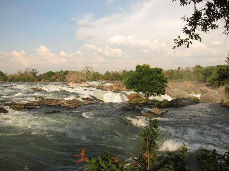 Khone Phapheng Falls l ©Rup11/WikiCommons