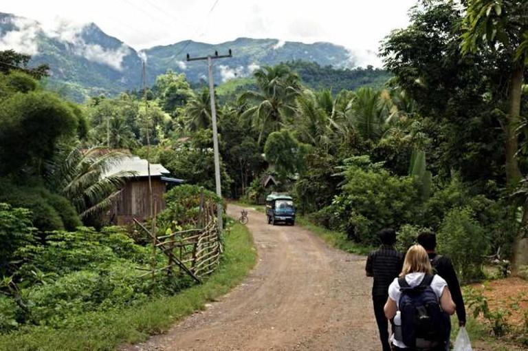 Forst in Laos l © Allie_Caulfield/Flickr