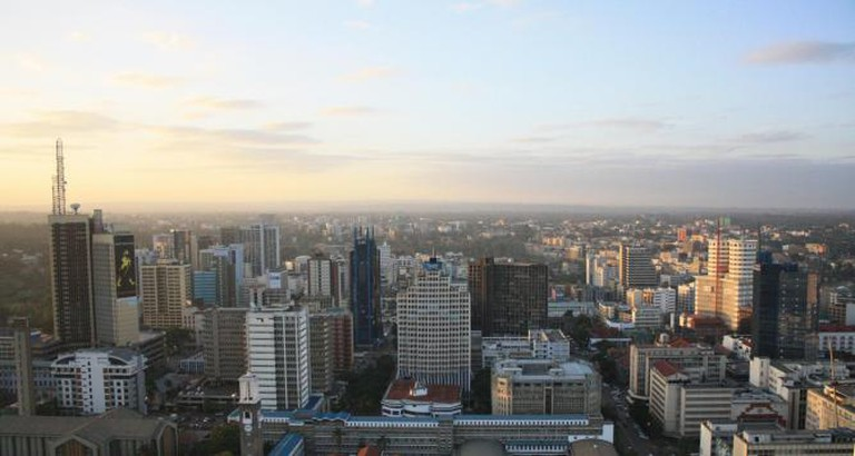 Nairobi skyline | © Clara Sanchiz/Flickr