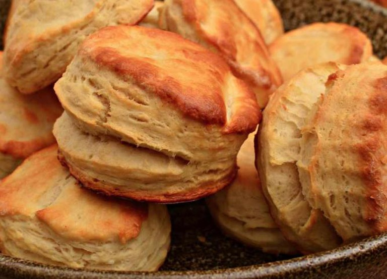 Mmm... Buttermilk biscuits