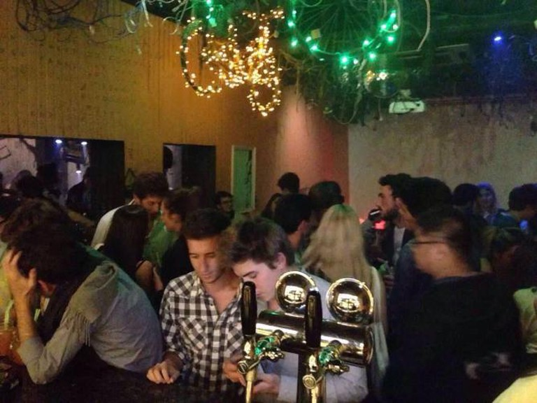 Men's Night at My Place — popular with men and women alike | Courtesy of My Place Ruin Bar