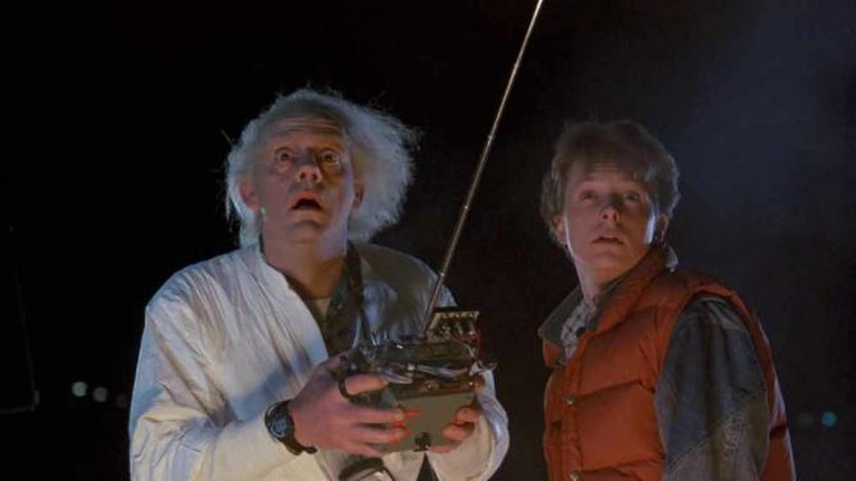 Back To The Future | © Universal Pictures