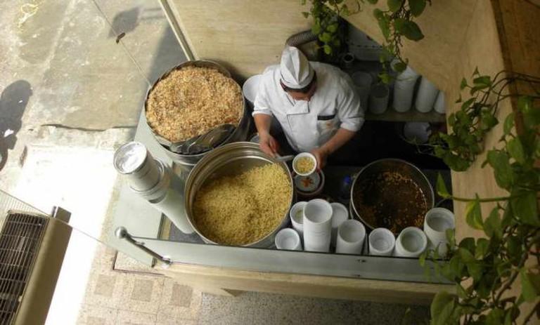 A Koshary Chef, Cairo   © Freephotos/Flickr