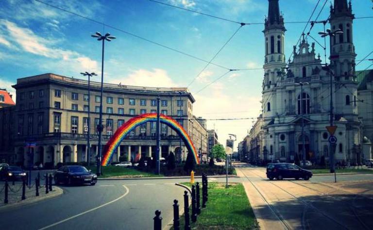 Zbawiciela Square | © Wojciech Staszczyk/Flickr