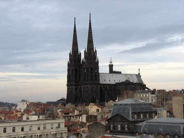 Clermont-Ferrand's Cathédrale Notre-Dame-de-l'Assomption | © Fabien1309/WikiCommons
