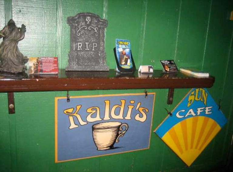 Kaldi's Coffee House | © Infrogmation of New Orleans/Flickr