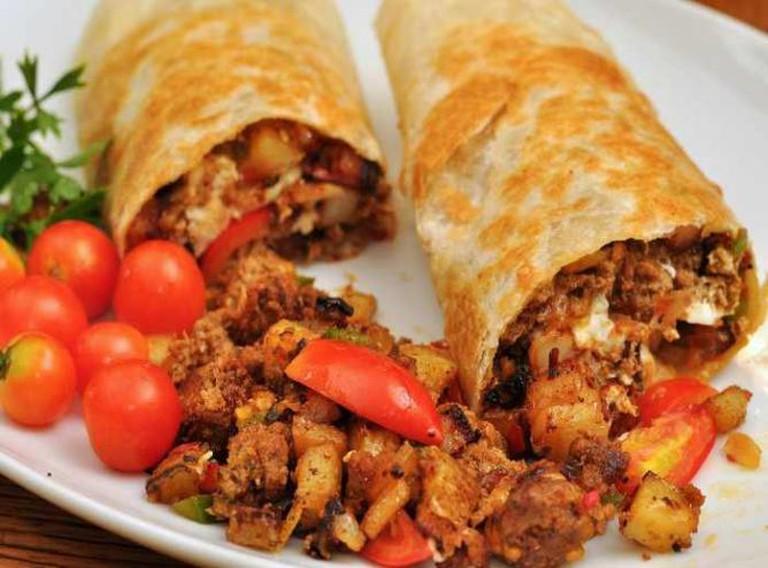 Delicious Burritos | © Fae/WikiCommons