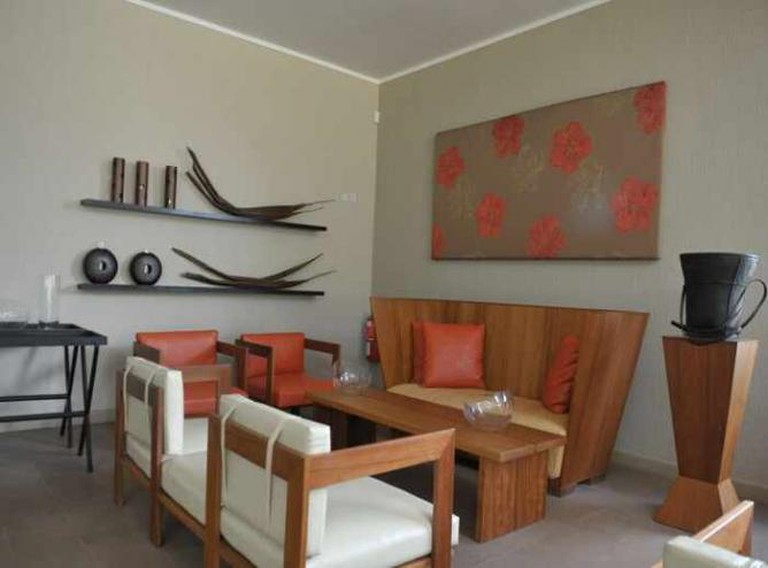 Interior | Courtesy of Jade Coffee & Tea House