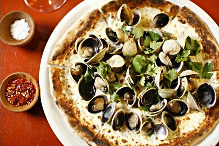 Otto Pizza | Courtesy Kelly Campbell