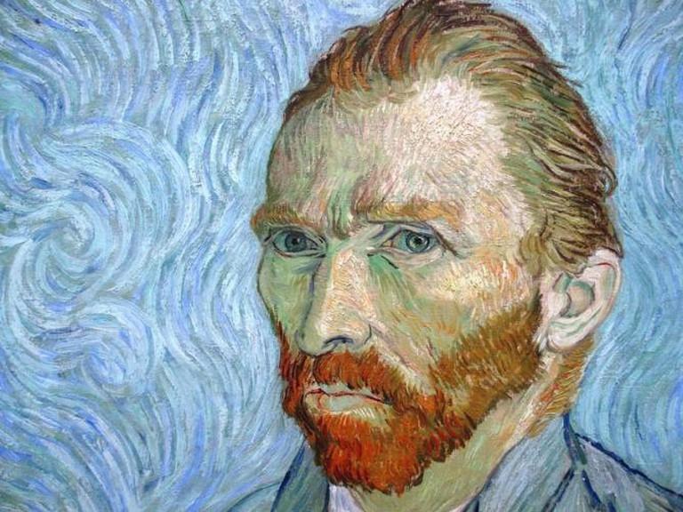 Self Portrait, Van Gogh   © Stefano Brivio/Flickr