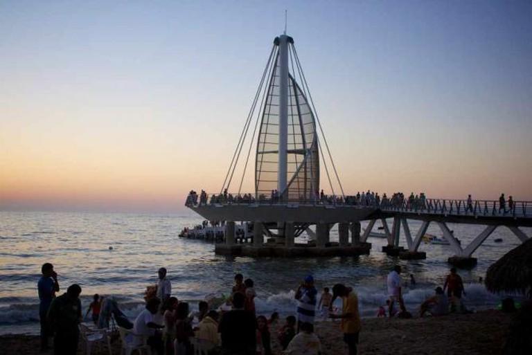 Los Muertos Pier © Gus/Flickr