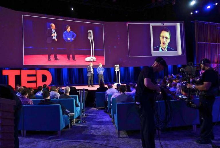 Ted Talk | © Steve Juvertson/WikiCommons