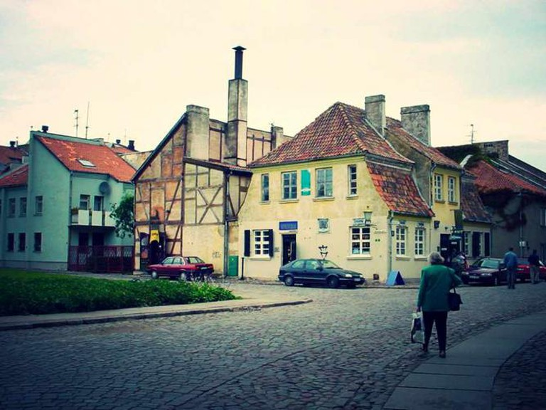 Klaipėda's Old Town | © tak.wing/Flickr