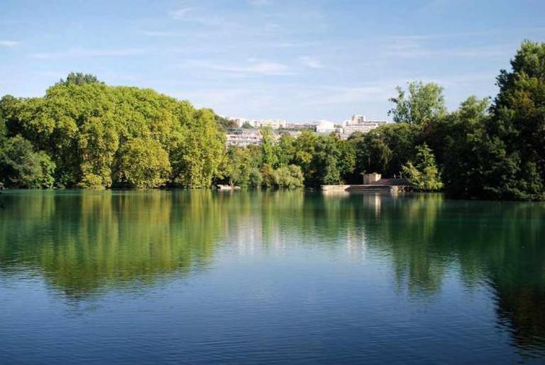 Parc de la Tête d'Or © Wikicommons