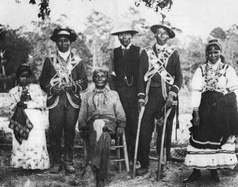 Choctaw Group   © Zewu~commonswiki/Wikicommons