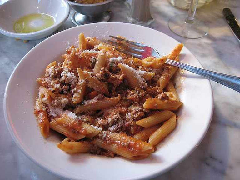 Pasta, at Caffe Macaroni | © Kevin Dern/Flickr