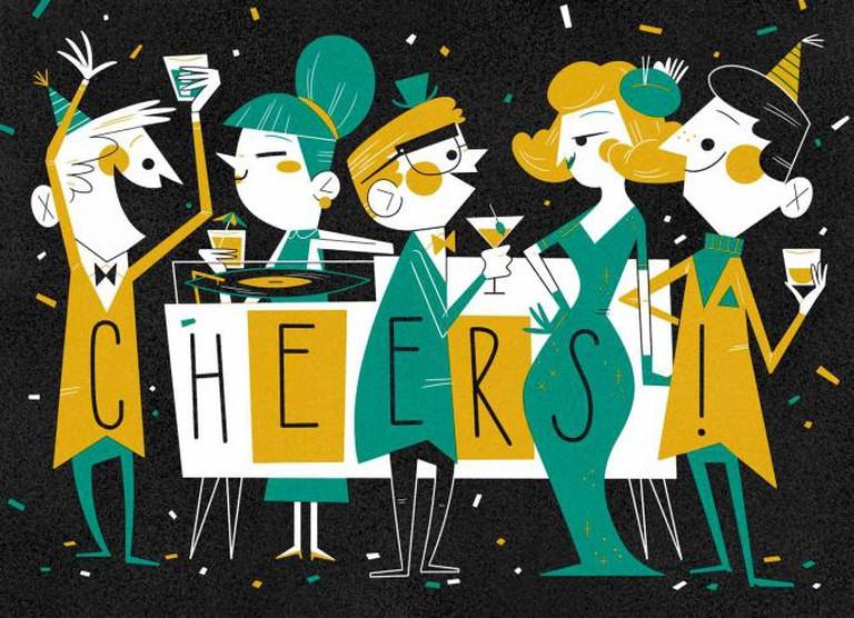 New Year's Eve | Courtesy of Andrew Kolb