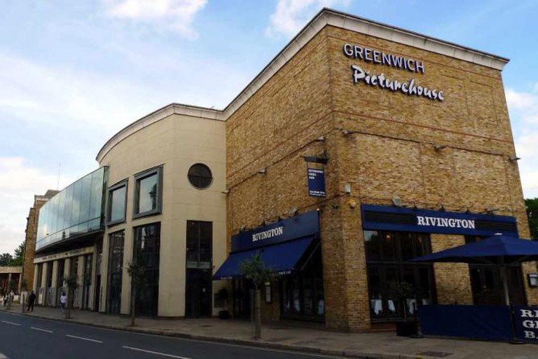 Greenwich Picturehouse | © Ewan Munro/Flickr